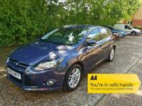 2012 Ford Focus 1.0 SCTi EcoBoost Titanium 5dr +20£Tax +ULEZ +Cheap Insurance +A