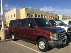 2010 FORD E350 IN AMAZING CONDITION!!! 11 PASSENGER!!!