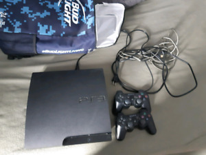 Ps3 barely used