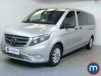 2019 Mercedes-Benz Vito 114 CDI Select 8-Seater 7G-Tronic Auto Standard Roof Min