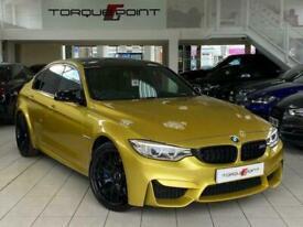 image for 2015 M BMW M3 3.0 M3 4D 426 BHP