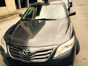 **Good Condition 2010 Toyota Camry EX-TAXI**