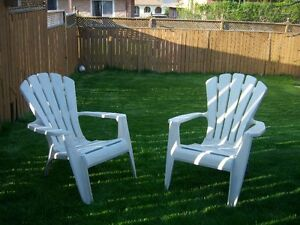 Set of 2 Lawn Chairs