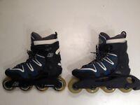 K2 Tempest women's roller blades - inline skates