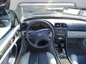 2003 Mercedes-Benz CLK-Class 4,3 L Cabriolet (2 portes)
