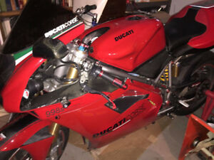 Ducati 998S-must sell