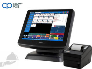 POS Systems for RESTAURANTS & BARS - Dine-in, Take-out. Delivery