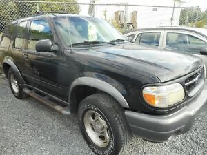2000 Ford Explorer tax included SUV, Crossover