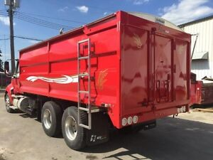 2012 International ProStar, Used Grain Truck