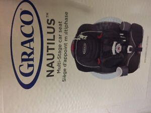 Graco Nautilus booster seat only