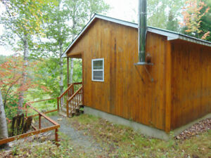 JUST LISTED!!  Camp with Riparian Rights