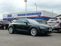 2010 Audi TT 2.0 TDI Quattro Sport 2dr ++ BLACK MILANO LEATHER / SENSORS / CLIMA