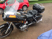 1981gl1100 goldwing interstate for trade