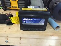 AC Delco 90PS battery one year old.