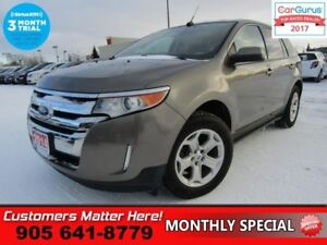 2014 Ford Edge SEL  POWER SEAT, HEATED SEATS, BLUETOOTH, SIRIUSX