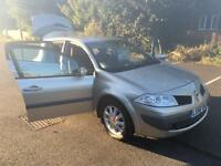Renault Megane 1.6 VVT ( 111bhp ) Dynamique. ONLY 2 OWNERS, COVERED 98 K. CHEAP!