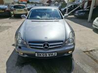 2009 Mercedes-Benz CLS CLS 350 CDI Grand Edition 4dr Tip Auto, MOT 22/11/2021, H