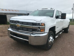 2016 Chevrolet Silverado 3500 Dually
