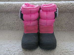 Size 11T Khombu Winter Boots for Girls