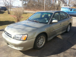 2000 Subaru Legacy GT Limited Edition Sedan