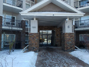 2 B.R. main floor Condo unit for rent effective  Immediately