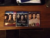 Twilight bluerays special editions