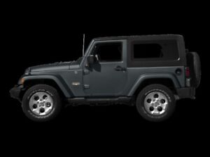 2015 Jeep Wrangler   Used 4WD 2Dr Manual Sport Trail Rated Soft
