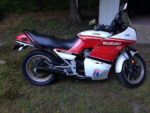 1985 Suzuki GS750EF