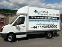 📞Man and Van London👦🏻🚚House, Flat Move🚛Office Relocation🚐Any Size Any Distance Removals