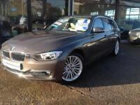 2013 (13) BMW 320 2.0TD ( 184bhp )Touring Auto d Luxury (Finance Available)