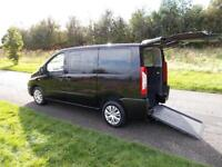 2013 Citroen Dispatch 2.0 Hdi Black, LARGE WHEELCHAIR AREA, DISABLED ACCESSIBLE