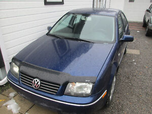 2007 Volkswagen Jetta city Berline