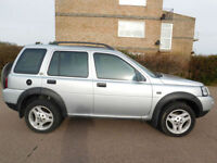 Land Rover Freelander 2.0Td4 auto 2006MY Freestyle