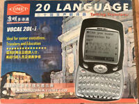 Traducteur vocal 20 langues