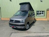 2019 VW T6 LWB Highline Camper Van, Brand New Redline Campervan Conversion,