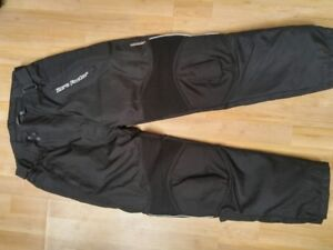 pantalon de moto, en Scotchlite 3M, pour femme