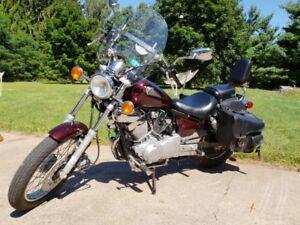 2007 YAMAHA 250cc MOTORCYCLE