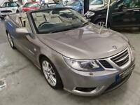 Saab 9-3 2.0T AERO-CONVERTIBLE-SH-THIS IS A LOVELY CAR ALL YEAR ROUND-DRIVES