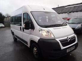 CITROEN RELAY 35 L2H2 120 MWB HR WELFARE BUS, White, Manual, Diesel, 2008