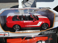 Ford Mustang Roush 427 2010 diecast 1/18 die cast