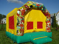 INFLATABLE BOUNCE HOUSE FOR RENT
