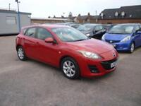 2011 60 MAZDA 3 1.6 TS2 5DR BLUE TOOTH