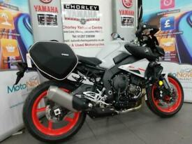 YAMAHA MT-10 TOURER NAKED 1000CC panniers cruise sports quickshifter