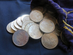 Buying old Canadian silver coins