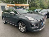 2016 Peugeot 3008 1.6 BlueHDi Allure (s/s) 5dr SUV Diesel Automatic