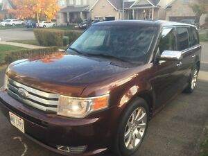 Ford Flex Limited AWD leather seats - fantastic condition!