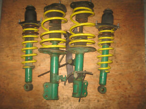03 08 Toyota Corolla 2zz ZTT OEM Suspension SHOCKS JDM COROLLA