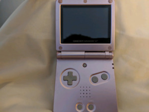 Pink Gameboy Advance - AGS 101