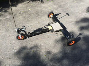 Hand built scope buggy