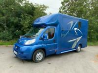 2012 Fiat Ducato 2.3 Multijet 3.5t horse box Livestock Transporter Diesel Manua
